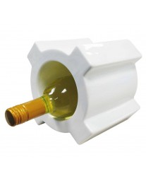 Epicureanist Ceramic Wine Bottle Holder