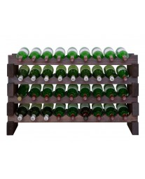 4 x 9 Bottle Modular Wine Rack