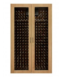 700-Model Wine Cabinet with 2 Glass Doors