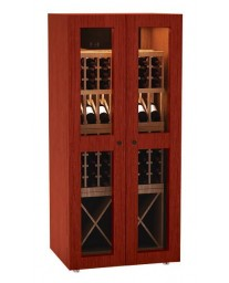 440 Model Wine Cabinet with Alder Wood Exterior