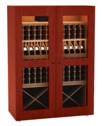 700 Model Wine Cabinet with Alder Wood Exterior
