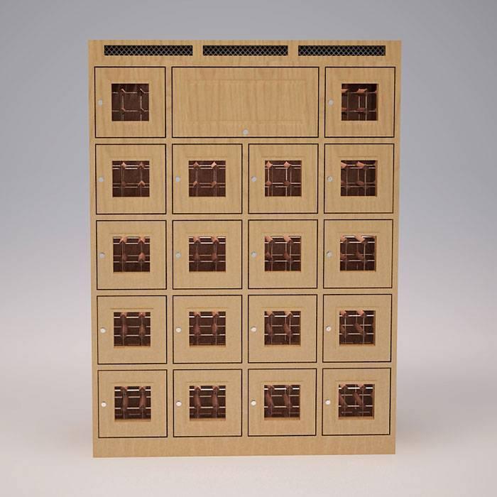 Cabinet 15 B