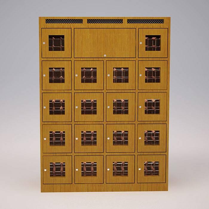 Cabinet 16 B