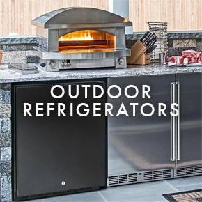 Outdoor Refrigerators