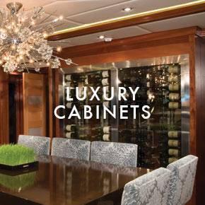 Luxury Wine Cabinets