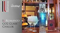 Vinotemp's Il Romanzo CO2 Glass Chiller Video